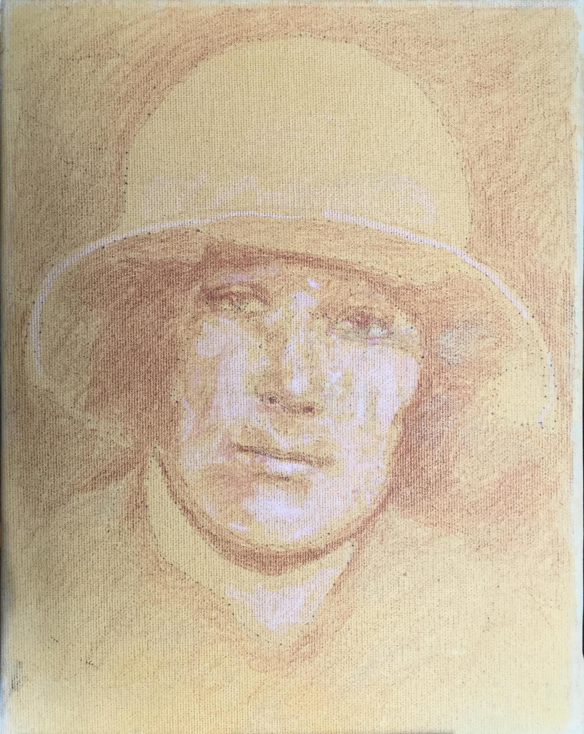 Portret matki z 1925 roku
