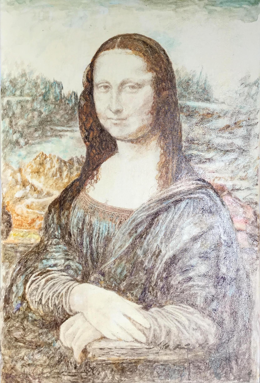 Mona Lisa - szkic