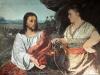 Chrystus z samarytanką przy studni - kopia Kandlera