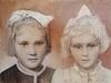 Portret dzieci z 1945 roku